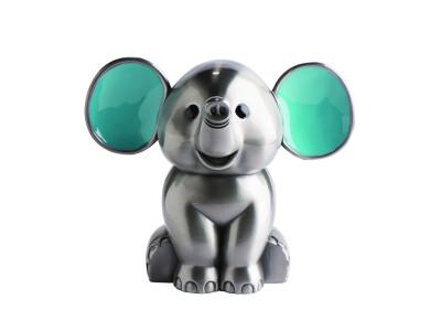152-76275 Fortinnet Sparebøsse Elefant M. Blå ører