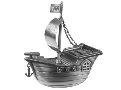 Fortinnet Sparebøsse Sørøverskib