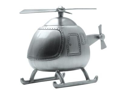 Fortinnet Sparebøsse Helikopter