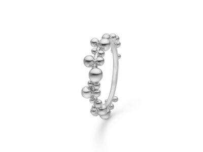 BUBBLES Sølv Ring