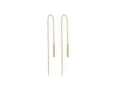 AMY øreringe 8 Kt. Guld