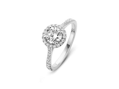 Romance Ring – Sterlingsølv